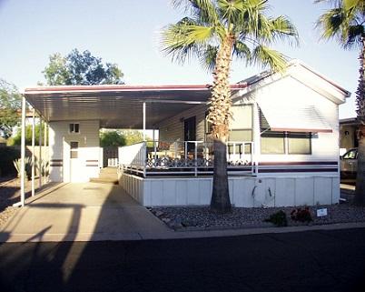 For Sale 1990 Fuqua 96 Silveridge Rv Resort